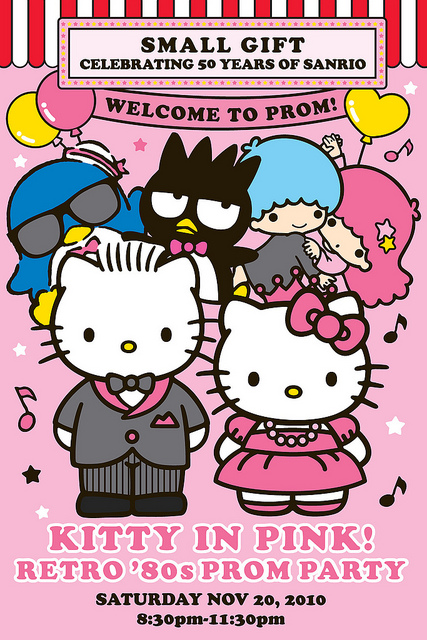 80's Prom Hello Kitty 50th Anniversary (Sanrio). Share this: Digg